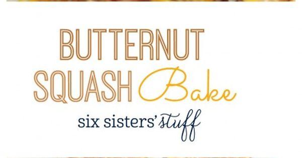 Butternut Squash Bake | Receita