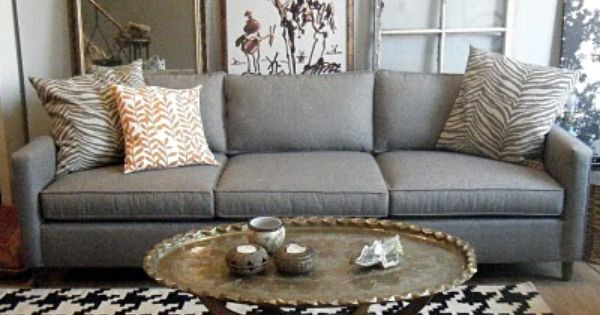 The First Furnishings For The New Home Design Manifest