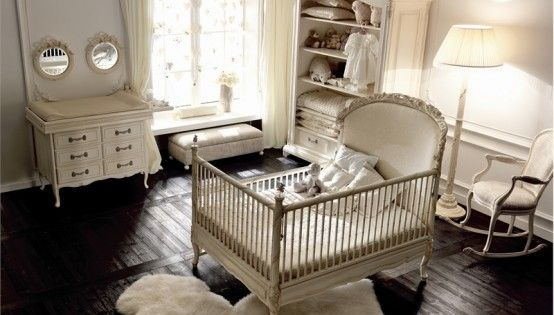 Classic Baby Room Design Ideas by Savio Firmino babies find-on-pinterest