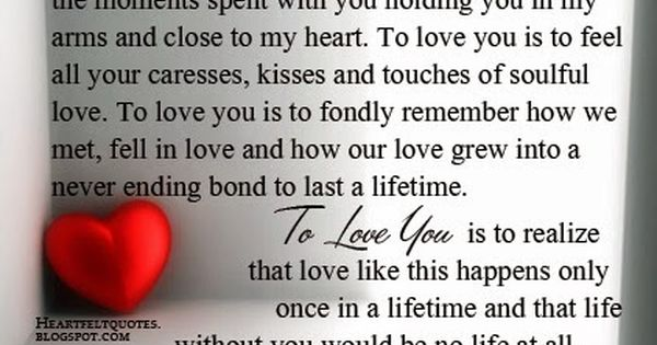 To Love You - Love Quotes Him ? Pinterest Dont give up, Do ...