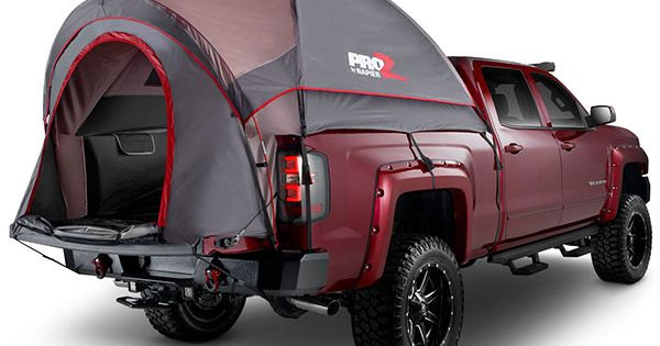 Pickup Truck Bed Tent >> ProZ Premium Truck Tent in stock now! Lowest Price Guaranteed. Free Shipping & Reviews! Call the ...