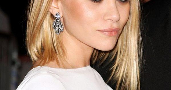 Ashley Olsen smokey eye makeup EyeMakeup http://www.shopvillagespas.com
