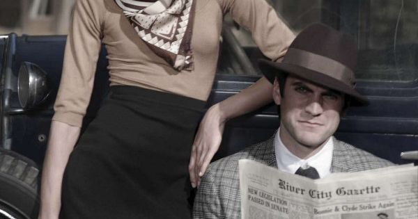 Bonnie and clyde theme photo shoot   Photo shoots ...