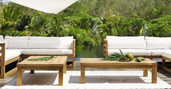 tapis exterieur blanc maisons du monde jardin outdoor beautiful gardens pinterest tapis. Black Bedroom Furniture Sets. Home Design Ideas