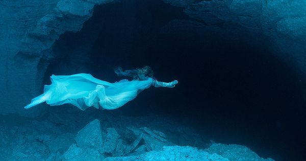 Hastings Underwater World : Lady of Orda Cave by Natalia Avseenko and Phototeam.PRO Two-time world ...