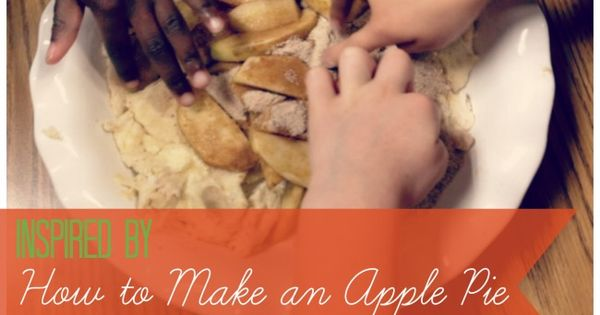 "Apple Lesson Plan inspired by ""How to Make an Apple Pie and"