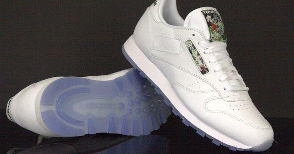 Buty Reebok Cl Leather Sf V67855 Classic 41 46 24h 6448768721 Oficjalne Archiwum Allegro Reebok Leather White Sneaker