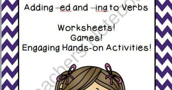 Present tense, Spelling rules and Silent e on Pinterest