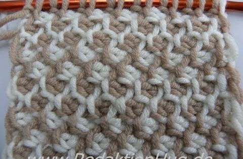 Honeycomb pattern, Tunisian crochet and Honeycombs on Pinterest