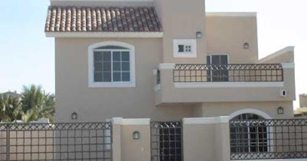 Fachadas mexicanas y estilo mexicano hermosa residencia - Pintura fachada exterior ...