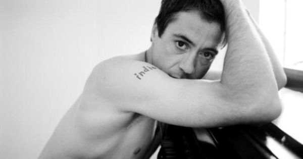 Robert Downey, Jr. I'm done.