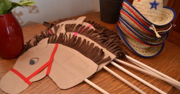 Sombreros y caballos una divertida forma de poner - Decoracion de sombreros ...