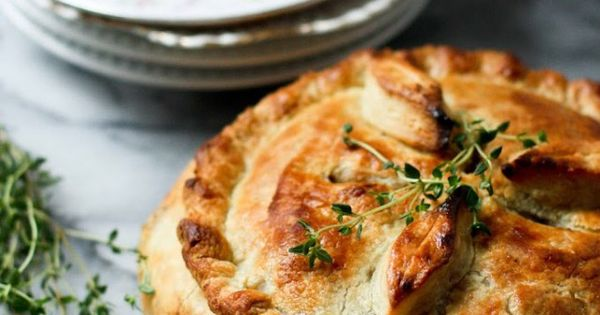 Spring Vegetable Pot Pie | Shepherds Pie Recipes, Pot Pies and ...