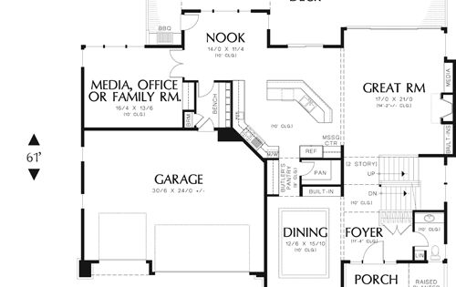 48284 acadian style house