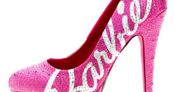 Barbie Girl Pumps!