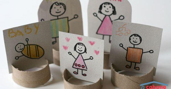 La famille papier toilette toilettes papier et marque place - Jeux de papier toilette ...