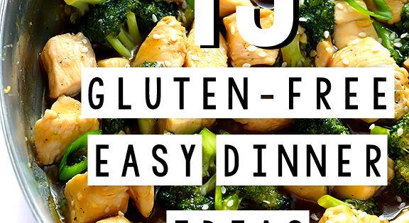 Gimme Some Oven | 15 Gluten-Free (Easy!) Dinner Ideas | www.gimmesomeoven...