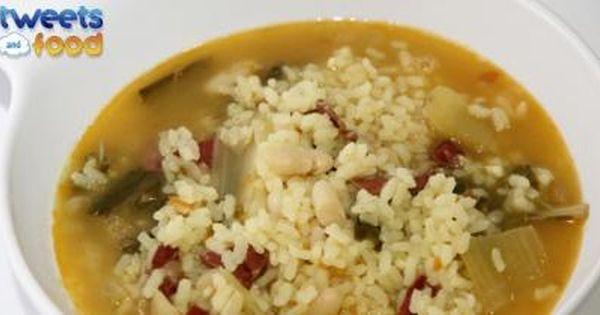 "Arroz con acelgas o ""arròs amb bledes"" | Tweets and Food | Delightf..."