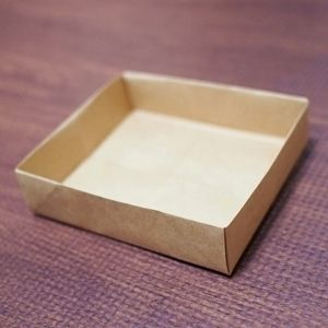 15cm折り紙で作る箱よりも大きいサイズが作りたい しかも長方形の紙を切らずに使って箱が作れないか 考えたら あじさい 手作り 箱の作り方 紙 箱 作り方