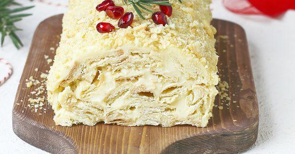 Napoleon Cake Poleno Napoleon Cake Cake Birthday Candles