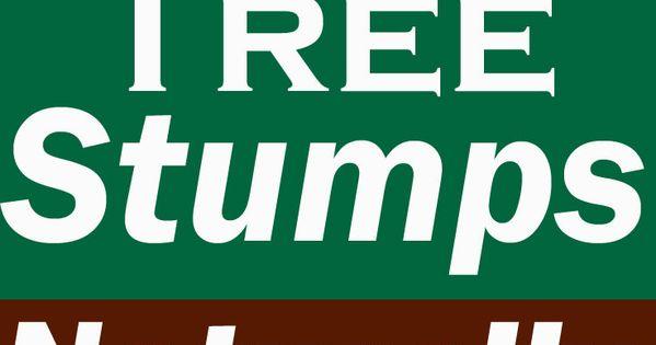 Natural Way To Kill Stump