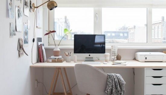 un bureau la maison ou comment travailler chez soi drawer inspiration bureaus and. Black Bedroom Furniture Sets. Home Design Ideas