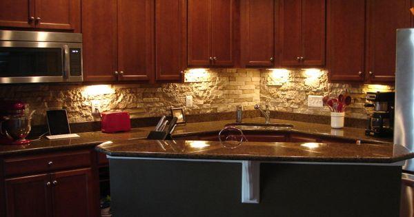 diy stone backsplash 50 for 8 square feet of airstone lowes