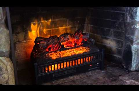 Electric Log Heater Fireplace Insert Electric Fireplaces Stoves Electric Fireplace Logs Electric Fireplace