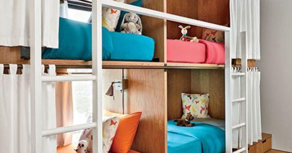 Amazing Bunk Beds We Wish Had Tile Kid And Garnet