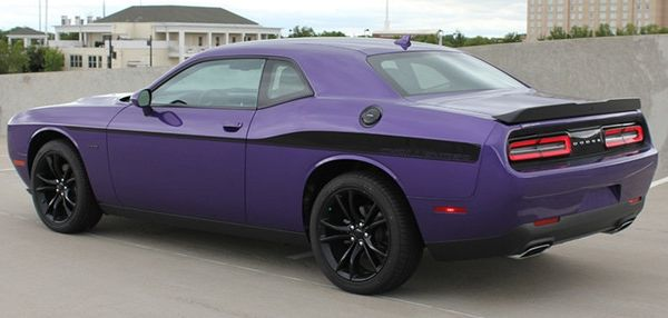 Dodge Challenger Body Side Decals Roadline 2008 2020 Muscle Cars Dodge Challenger Classic Cars