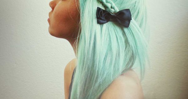 Rainbow hair - Imgur