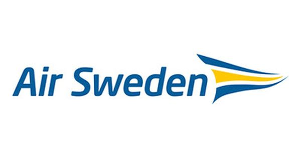 2009 Air Sweden Stockholm Sweden Airsweden L21423 Air Sweden Airline Logo Logo Design