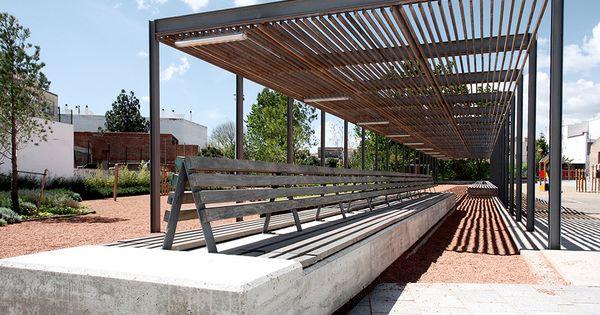 Parc_maria_martori_6 U00ab Landscape Architecture Works | Landezine | Shade | Pinterest | Pu00fablico ...