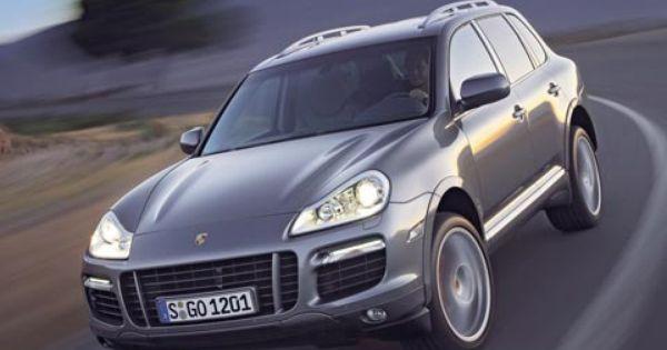 The Dream Car Cayenne Turbo Porsche Cayenne Porsche