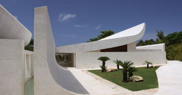Acero Projects Architectureart Pinterest Dominican - Bn house perfect space for relaxation surrounded by exotic landscape madrid spain