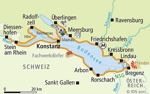 Bodensee Radweg | Radtour bodensee, Bodensee germany, Bodensee
