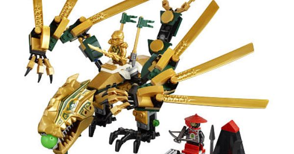 lego ninjago the golden dragon 70503 lego toys r us. Black Bedroom Furniture Sets. Home Design Ideas