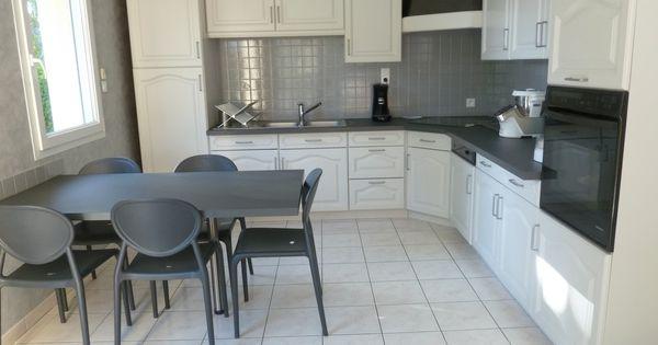 R nover une cuisine tape par tape comment repeindre une cuisine en ch ne - Renover cuisine chene ...