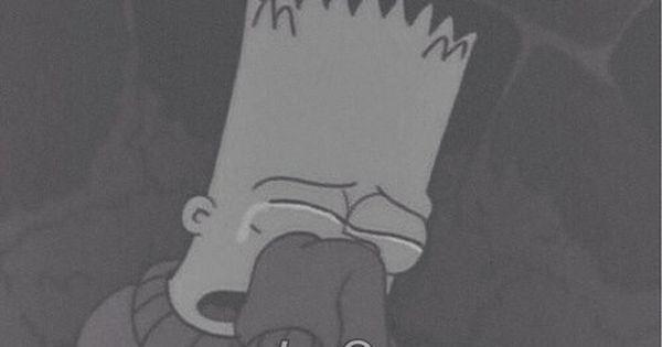 bart simpson | bart simpson | Pinterest | Bart simpson and Sad