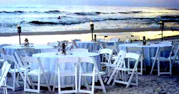 Love The Idea Of A Beach Reception Santa Rosa Beach Emerald Coast Beach