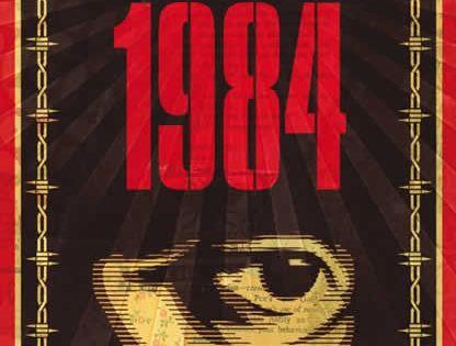 1984, George Orwel, Big Brother's watching YOU!