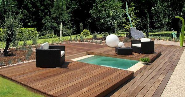 Suelo de madera ip para piscina decoracion en - Suelos de madera para exteriores ...