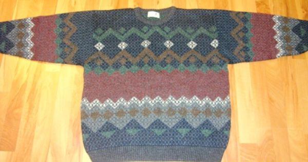 Sweter Meski Rozmiar L 3754106938 Oficjalne Archiwum Allegro Sweaters Fashion