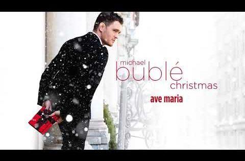 Michael Buble Ave Maria Official Hd Youtube Kerstmuziek Muziek Gelukkig