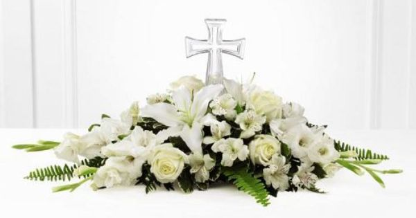 flowers for baptist funeral