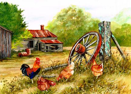 wheeling and dealing paysage pinterest vieilles granges vieux et peinture d corative. Black Bedroom Furniture Sets. Home Design Ideas