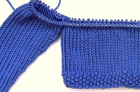 Knitting Stitch Increase Calculator : Stricken lernen * Super Easy Raglanpullover * Teil 2 * armel * Babypulli - Yo...