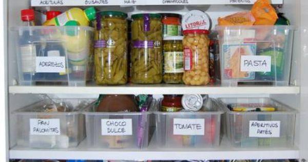 Mam estudiante y ama de casa a la vez ideas para tener ordenada la cocina ii organizaci n - Agencias para tener estudiantes en casa ...