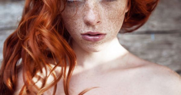 PUSSY freckle face redheads love