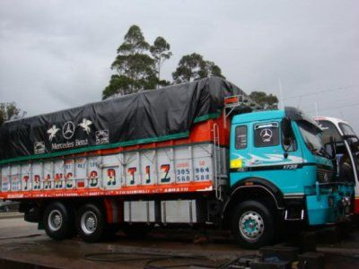 Mulas Mercedes De Venta En Ecuador 5 Mercedes Trucks Vehicles